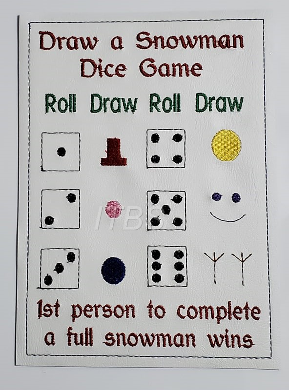 game of dice 雺!i�9�bB