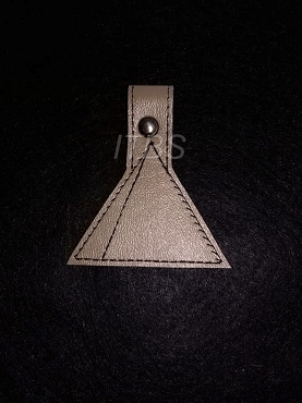 Egyptian pyramid key fob