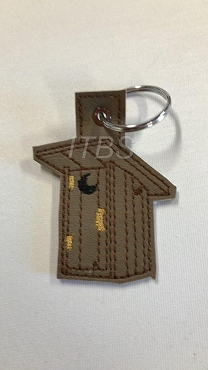 Out house key fob and charm country living 4x4