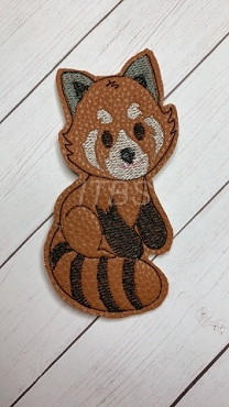 Red Panda bookmark